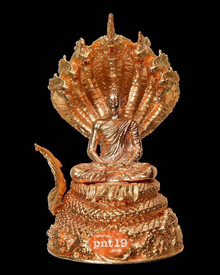 พระพุทธอนันตบารมี (ขนาดสูง 5 ซ.ม.) ทองแดง งานพุทธศิลป์