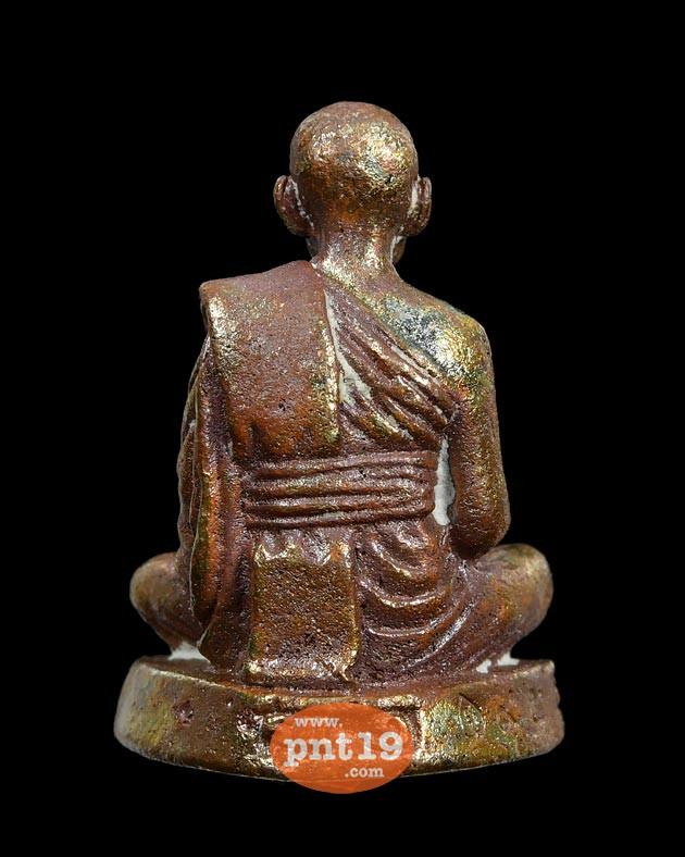 รูปหล่อ รุ่น สร้างบารมี๖๑ 8.1 เนื้อทองแดง หลวงพ่อสมหมาย วัดคำโพธิ์