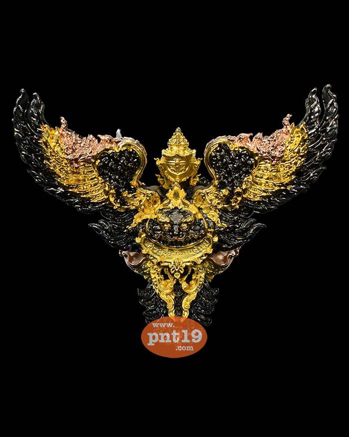 พญาครุฑเศรษฐีอนันตทรัพย์ ( 4 ซ.ม. ) 1.4 มหาชนวนลือโขง สัมฤทธิ์ 3 กษัตริย์ พระอาจารย์วิรุต วัดสันมะเหม้า